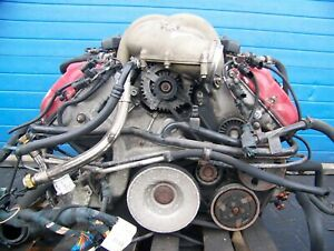 2004 Alfa Romeo GT Fiat Coupe 4,2 V8 Benzin 390PS Motor Engine