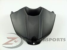 2009-2014 R1 Gas Tank Air Box Front Cover Cowl Fairing 100% Carbon Fiber Matte