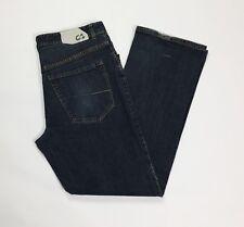 C1 exodus jeans uomo usato denim W40 tg 54 comodo gamba dritta boyfriend T3565