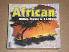 AFRICAN: TRIBAL MUSIC & DANCES - BOX 2 CD COME NUOVO (MINT)