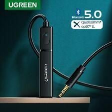 Ugreen Bluetooth Transmitter 5.0 Wireless Audio Music Adapter aptX Fr TV Headset