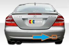 NUOVO Originale Mercedes MB CLK W209 AMG Styling POSTERIORE GANCIO DI TRAINO EYE COVER preparata