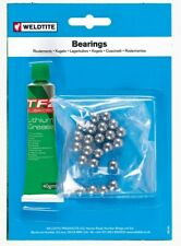 "Weldite 016171 1/8"" Ball Bearings & 5mgs Lithium TF2 Grease (72 balls) - 1 PACK"