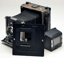 Rotate adapter Mamiya 645 back For Linhof 4x5
