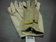 ANSELL HAWKEYE HD CATTLEHIDE GLOVES 46-108 276248 104604 Size 3 / Large ~ New
