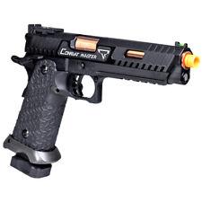 EMG STI TTI JW3 Combat Master 2011 GBB Airsoft Training Pistol GP-EMG-TTI-JW3-GG