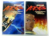 Dark Horse XERXES (2018) #1-2 LOT 1st Prints FRANK MILLER NM (9.4) Ships FREE!