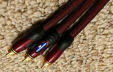Monster Cable Ultra 600 Component Video 8 ft - THX Certified - Gold Connectors