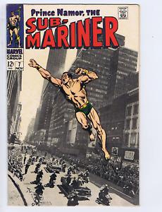 Sub-Mariner #7 Marvel 1968