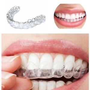 New Orthodontic Retainer Fixed Corrector Teeth Mouth Guard 2 Pairs Thermoforming
