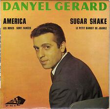 DANYEL GERARD AMERICA FRENCH ORIG EP MICHEL COLOMBIER