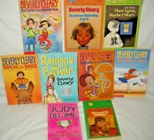Beverly Cleary Ramona Series Judy Blume 9 PB Lot Sheila the Great