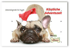 the Hundekeks Bio Hunde-Adventskalender 120g   Plastikfrei   Weizenfrei
