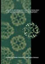 Molecular Biology and Physiology of Water and Solute Transport-ExLibrary