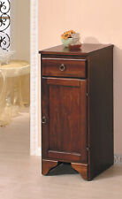 base singola Doria in arte povera mobile arredo bagno in legno massello