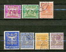 Nederland Dienst  9 - 15 gebruikt