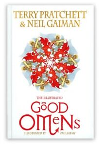 The Illustrated Good Omens - Slipcase Limited Edition - Signed by Paul Kidby ...