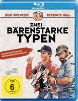 Zwei bärenstarke Typen [Blu-ray](NEU/OVP) Terence Hill, Bud Spencer