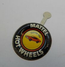 Redline Hotwheels Button Badge Metal Hong Kong Custom AMX R17207