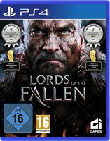 PS4 Spiel Lords of the Fallen für Sony Playstation 4 NEUWARE
