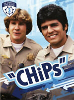 CHiPs: The Complete Third Season (Season 3) (5 Disc) DVD NEW