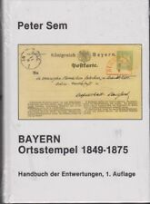 Bayern Ortsstempel 1849-1875, Peter Sem, neu