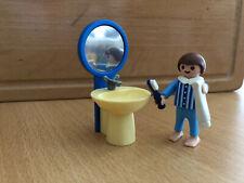 Playmobil 4661 Junge am Waschbecken ideal zu Einfamilienhaus oder Klinik