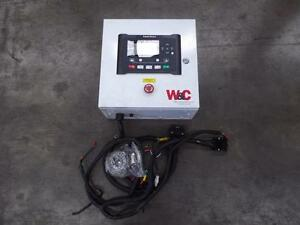 Diesel Engine Control Panel - Suits Water Cooled Diesel Engine