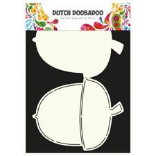 Dutch Doobadoo Card Art Template - Acorn #713590