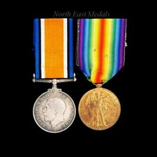 British War and Victory Medal Pair to Sgt Smith, RAMC. (entitled to MID)