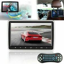 """10,1"""" Full HD Auto Touch Monitore TV LCD DVD Player Kopfstütze FM USB SD HDMI DE"""