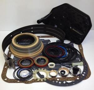 Commodore VY VZ 4 Speed 4L60E Auto Trans High Performance Rebuild Kit