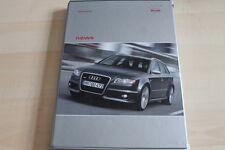 103532) Audi RS4 + Avant - Audi S6 + Avant Pressemappe 03/2006
