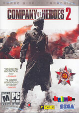 COMPANY OF HEROES 2 (PC, 2013) Steam Key Digital Download
