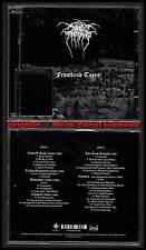 "DARKTHRONE ""Frostland Tapes"" (2 CD) 2008 NEUF"