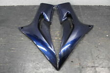 02-05 KAWASAKI ZZR1200 ZZR12 SET INNER PANEL FAIRINGS COWLS PANELS TRIMS OEM 03