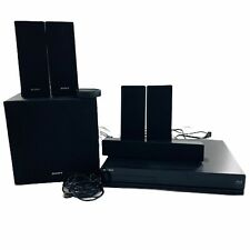 Sony BDV-E280 3D Bluray DVD 5.1Ch HDMI 5 Speakers +Subwoofer Home Theatre System