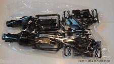 New Tamiya 9005888 RC B Part: 58405 Axle Housing (x2) for CR-01 Rock Crawler