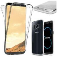 Coque Silicone Gel pour Samsung Galaxy Note 8 Housse Etui Intégrale 360