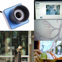 Compensate 1.25'' Telescope Digital Electronic Eyepiece Camera USB Port EA7X