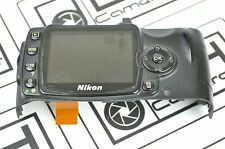Nikon D40 Rear Cover With LCD, SD door REPLACEMENT PART OEM GENUINE DH6970