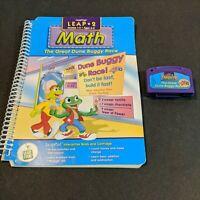 LeapPad - Math - The Great Dune Buggy Race Book & Cartridge