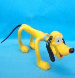 Disney Micky Maus : PLUTO MAGNUM 14 cm Biegefigur bendable BRABO