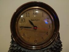 VINTAGE MASTERCRAFTERS MOTION WATERFALL CLOCK MODEL 344
