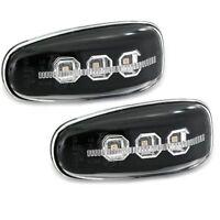 2 REPETITEUR LED MERCEDES CLASSE E W210 S210 VITO CLASSE V W638 SPRINTER NOIR