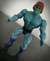 Vintage Rare He-Man Faker Action Figure Masters Of The Universe MOTU Mattel 81