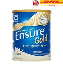 Abbott ENSURE Gold Milk Powder Vanilla Flavor 850g Complete Nutrition FREE SHIP