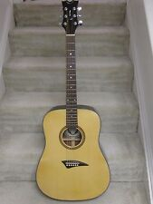 Dean Daytona Dreadnought acoustic guitar-new'old stock'in box,solid spruce top