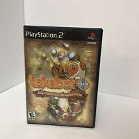Tokobot Plus: Mysteries of the Karakuri (Sony PlayStation 2, 2006)