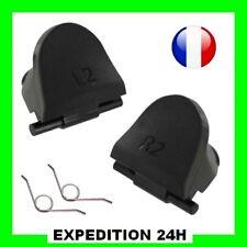 gachette L2 R2 bouton réparation pour manette PS4 + 2 ressorts vendeur pro top